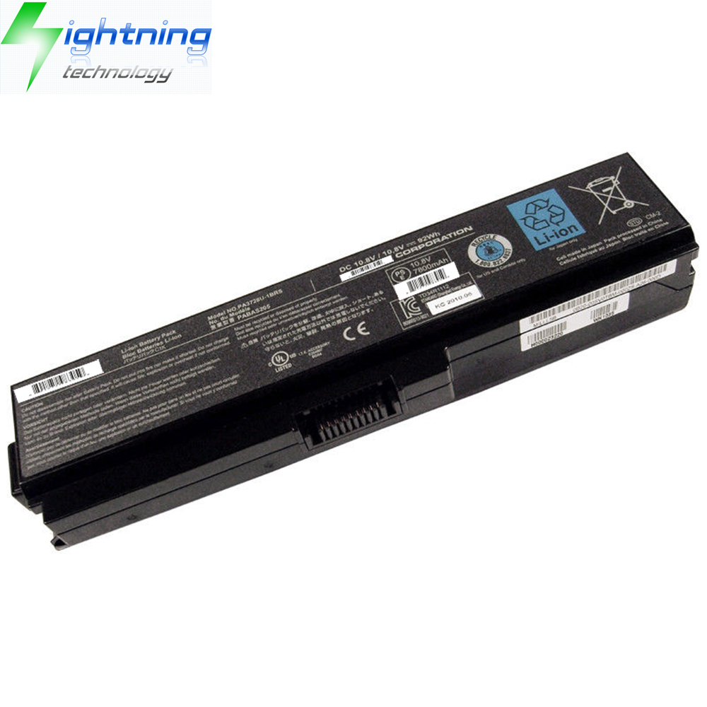 NEW Original Genuine Notebook Battery For Toshiba Battery Satellite PA3728U-1BAS PA3638U-1BAP Laptop