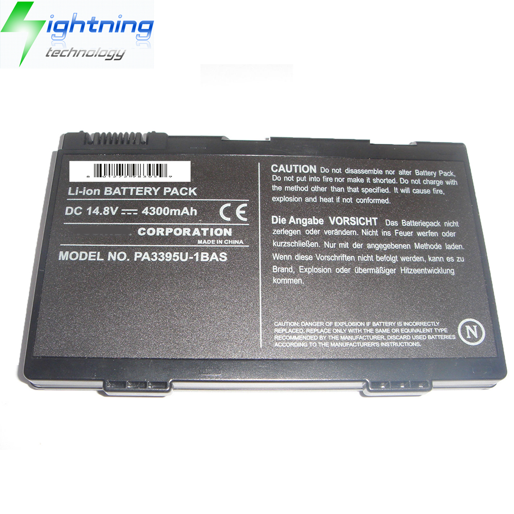 NEW OEM Genuine Original Battery For Toshiba Laptop Battery Satellite M30X M35X M40X PA3395U-1BRS K0