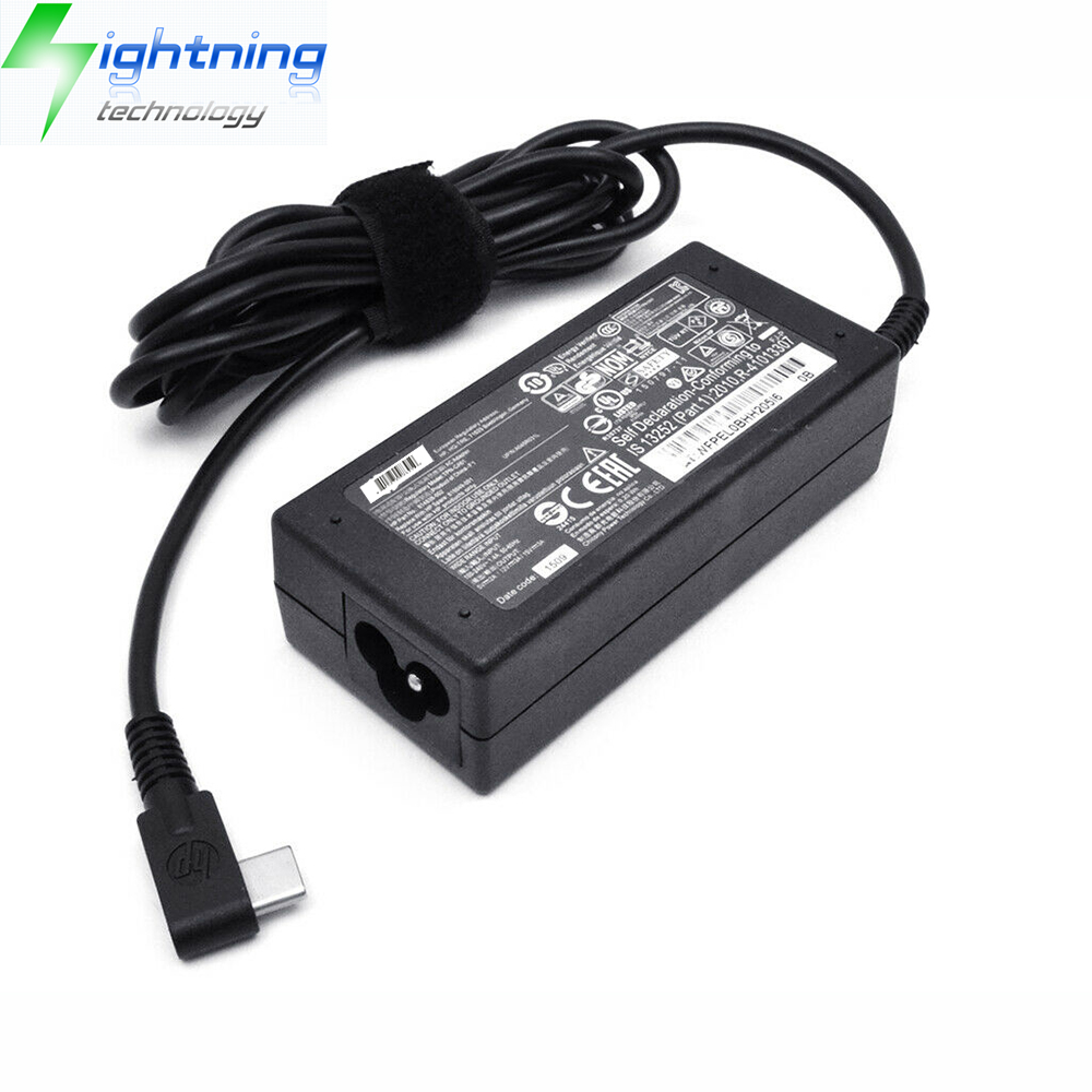 NEW Original Genuine 45W Type C AC Adapter For HP Spectra X2 Pavlian X2 Elite X2, mixed Notebook Cha