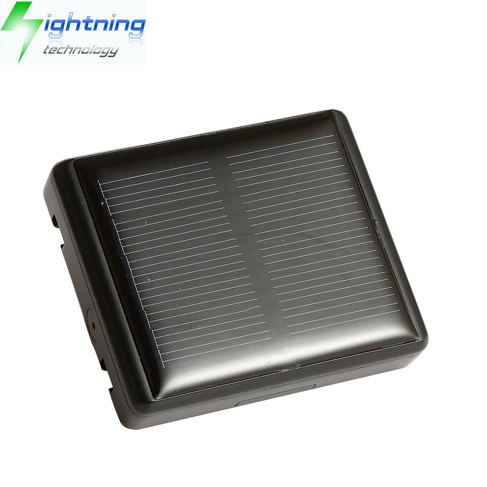 Mini GPS Tracker Locator For Cow Car Kids Pet GSM/GPRS Tracking Device Solar Charging GPS Tracker
