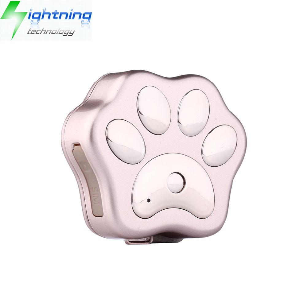 Pet GSM GPS Tracker Dog Cat Real-time Tracking Collar Security Finder Locator 3G GPS Tracker 3G NEW